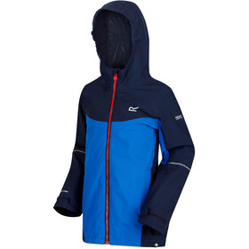 Regatta Hipoint IV Lapset takki , sininen